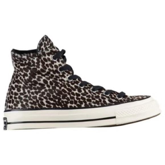 a3dca4b4e93 Converse All Star Hi 70 Calf Hair Sneakers 🎉
